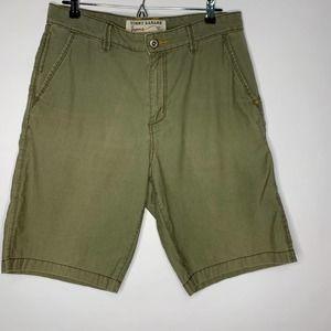Tommy Bahama 100% Cotton Mens Shorts Size 33